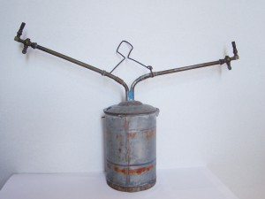 Lámpara de carburo