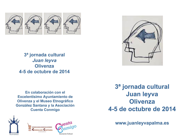 III Jornada Cultural Juan Leyva Palma