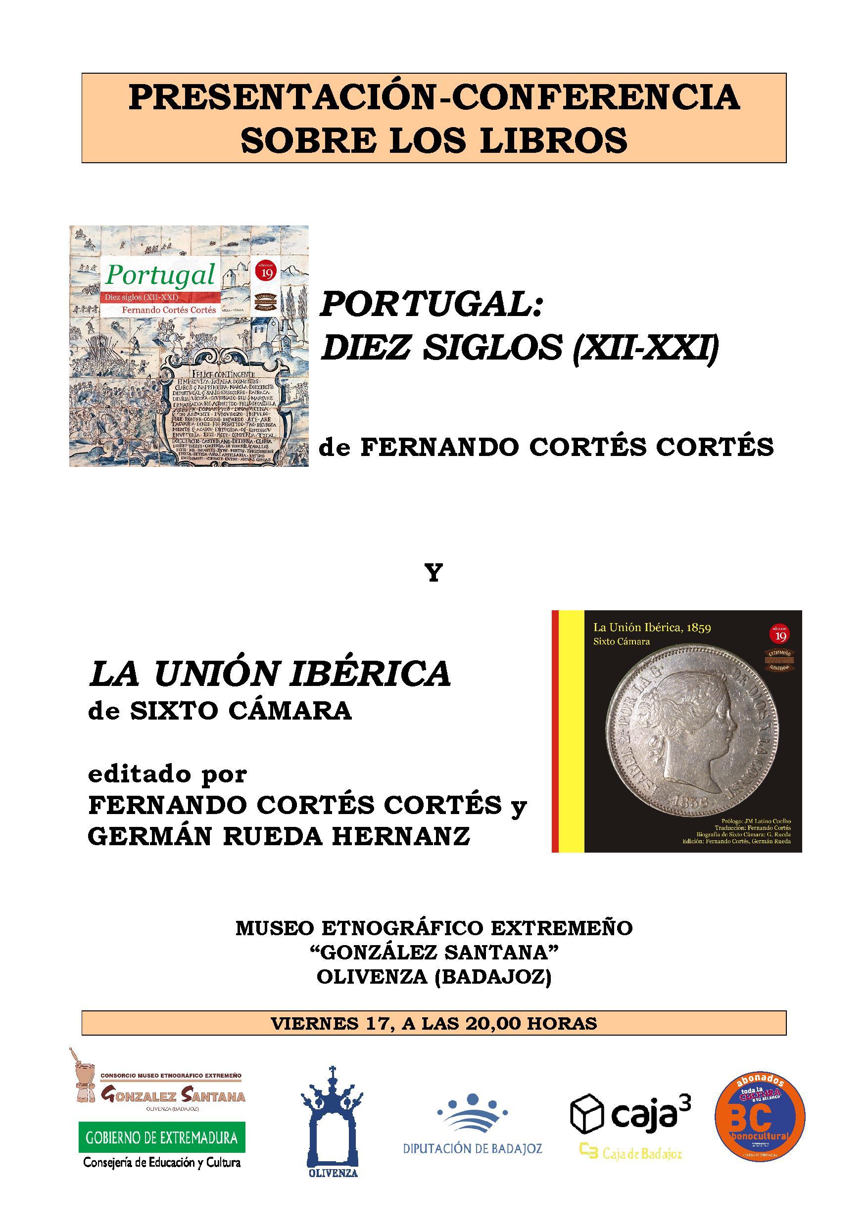 Los dos libros son fruto del trabajo de investigación de ambos historiadores