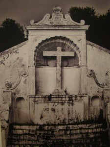 JESÚS VALERIO CAYADO. Altar en la Quinta de San Juan de Dios