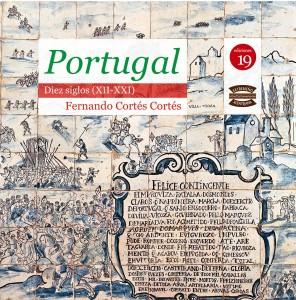 Cubierta del libro Portugal: diez siglos (XII-XXI)