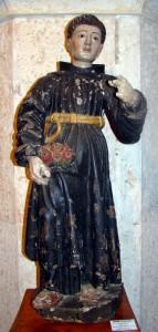 La talla es un depósito del Arzobispado de Mérida-Badajoz