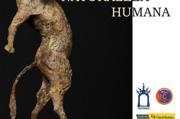 Museo Etnográfico Gonzalez Santana. Olivenza. Extremadura. Cartel NATURALEZA HUMANA