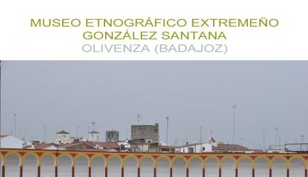 En la exposición se muestran 40 fotografías tomadas en la Plaza de Toros de Olivenza.