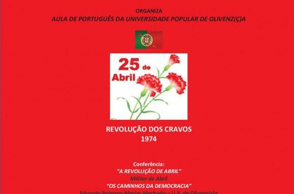 Museo Etnográfico. González Santana. Extremeño. Olivenza. Cartel exposição e conferências ABRIR abril