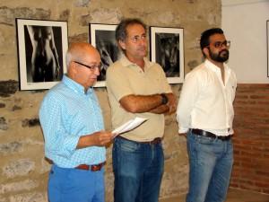 """Museo Etnográfico. """"González Santana"""". Extremadura. Olivenza. Exposiciones. Sentir la Luz. José María Ballester"""