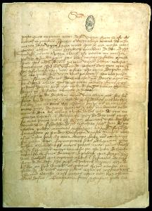 "Museo Etnográfico ""González Santana"". Olivenza. Extremadura. Carta Vaz de Caminha"