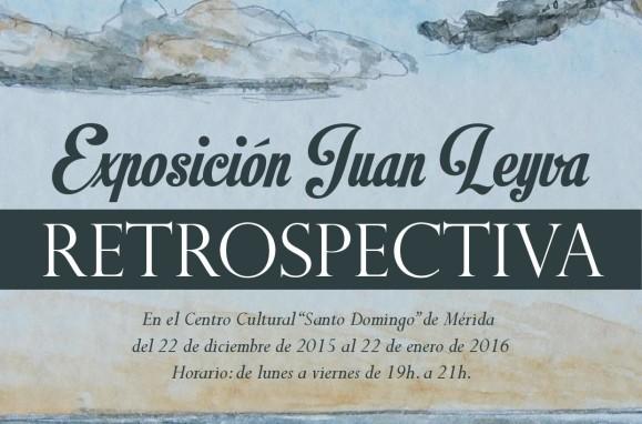 "Museo Etnográfico. ""González Santana"". Olivenza. Extremadura. Juan Leyva Palma. Retrospectiva"
