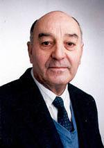 Francisco González Santana, fundador y primer director del Museo de Olivenza