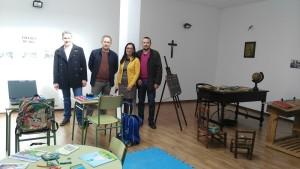 """""""Escuelas de Ayer y de Hoy"""" comenzó su andadura en la localidad de Almendral"""