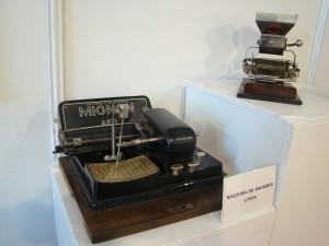 """Máquina de escribir """"Mignon"""" (1904)"""