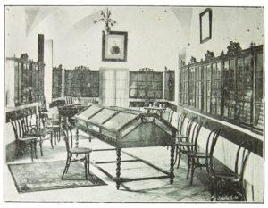 El Gabinete Numismático del Seminario de San Atón en 1910