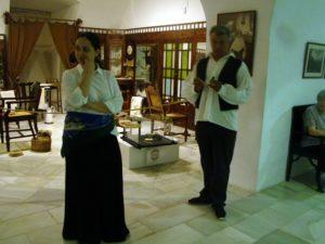 La soprano Mariló Valsera y el barítono José Luis Torres Moruno