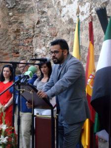 Intervención del Alcalde de Olivenza