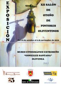 "Museo Etnográfico ""González Santana"". Olivenza. Extremadura. XII Salón de Otoño Pintores Oliventinos"