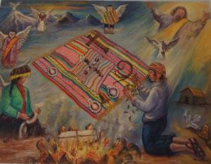 """Museo Etnográfico """"González Santana"""". Olivenza. Extremadura. Conferencia etnomedicina en Perú"""